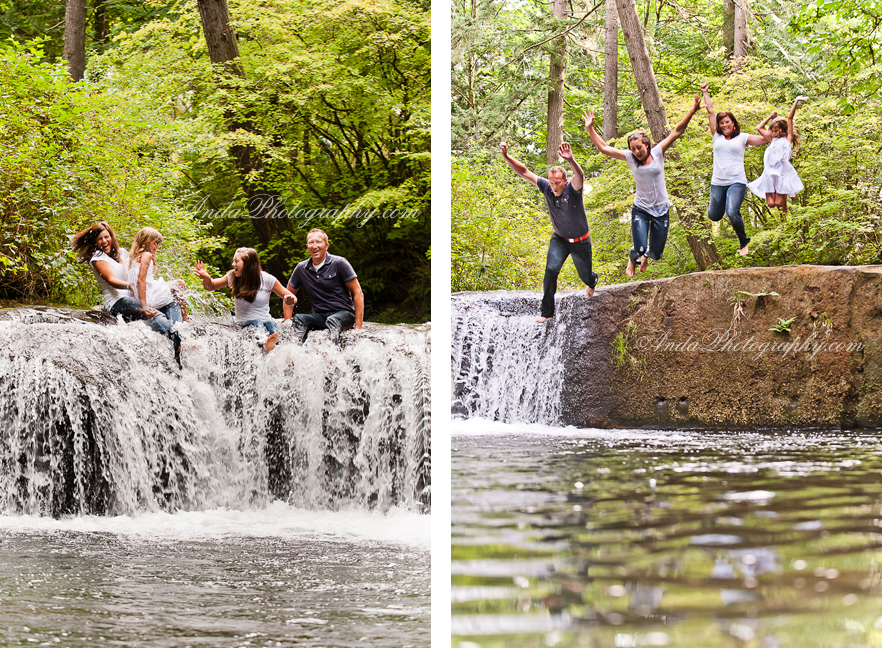 Unique Outdoor Family Photography