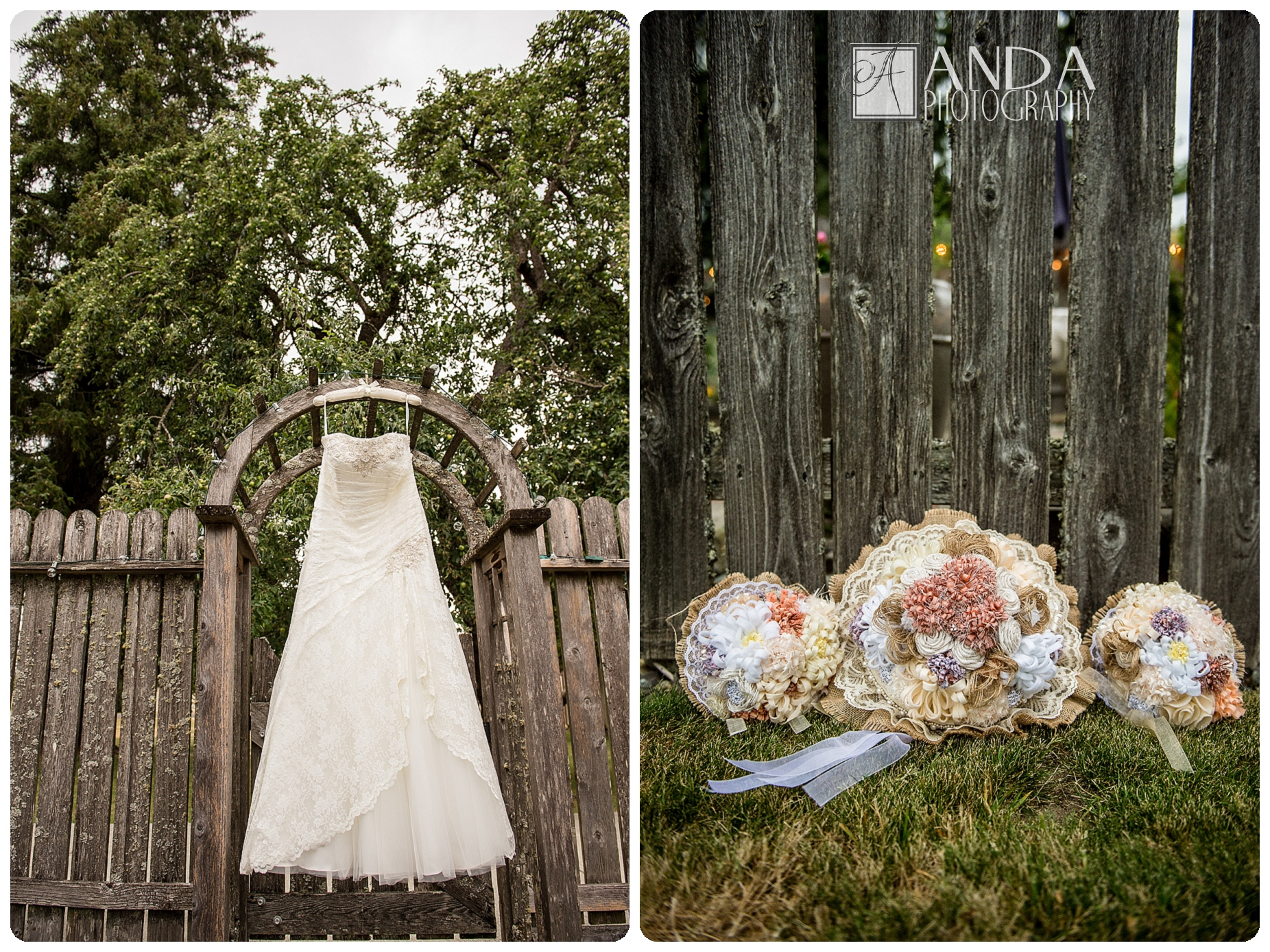 Merrill + Amy {The Creek at Clayton Meadows Wedding Photography}