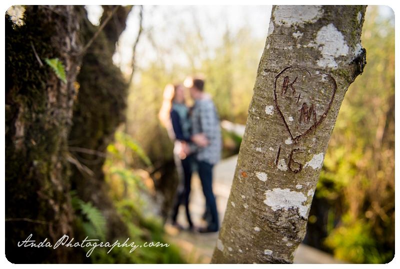 Bellingham Ferndale Hovander Park Engagement Session Kyle Melissa_0004
