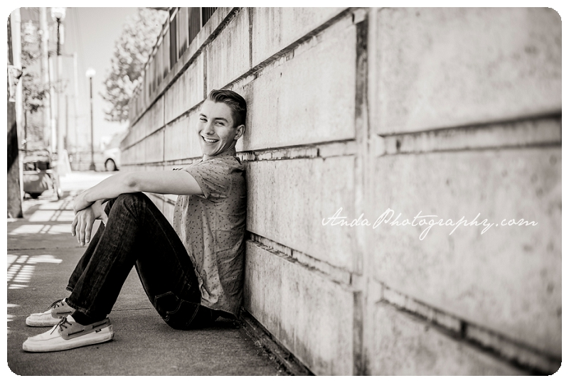 Bellingham Whatcom Falls Park Senior Guy Photos Jake_0004
