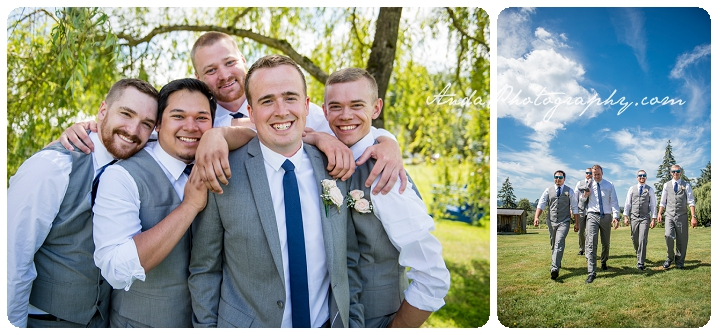 Bellingham Snohomish Wedding Photography Chapel on Swan's Trail Kyle Melissa_0010