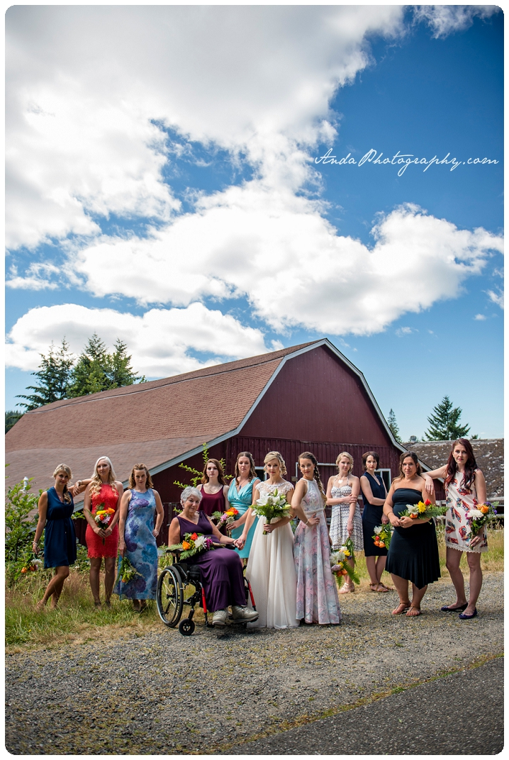 Bellingham Wedding Photography Sudden Valley Dance Barn Wedding Jon Brignet Congo Congster_0018