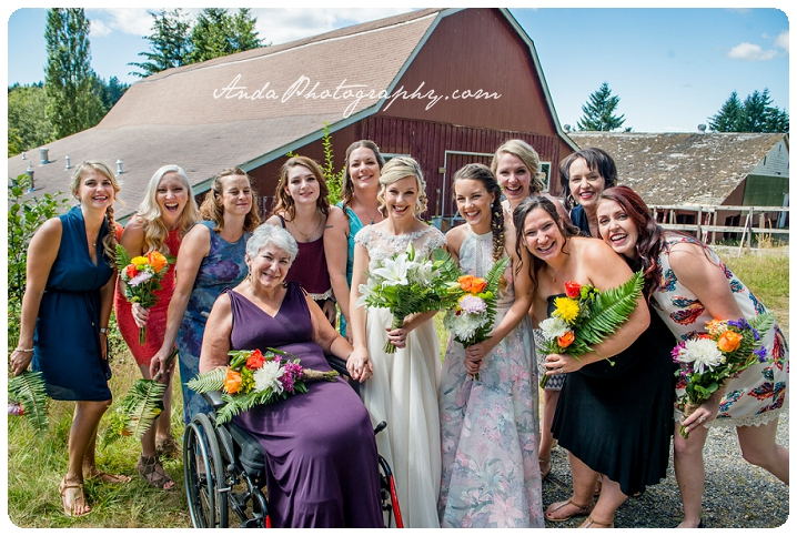 Bellingham Wedding Photography Sudden Valley Dance Barn Wedding Jon Brignet Congo Congster_0019