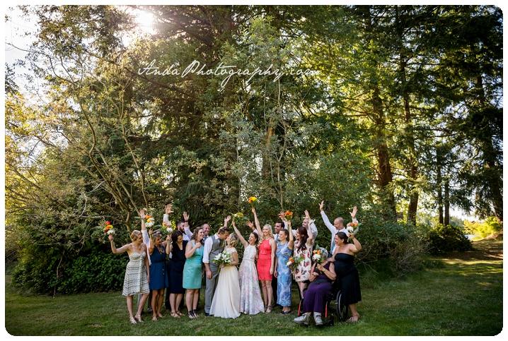 Bellingham Wedding Photography Sudden Valley Dance Barn Wedding Jon Brignet Congo Congster_0082