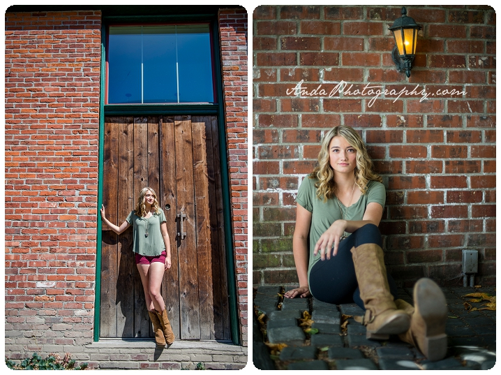 Bellingham Senior Photography Portraits Downtown Fairhaven Photos Brooke_0003