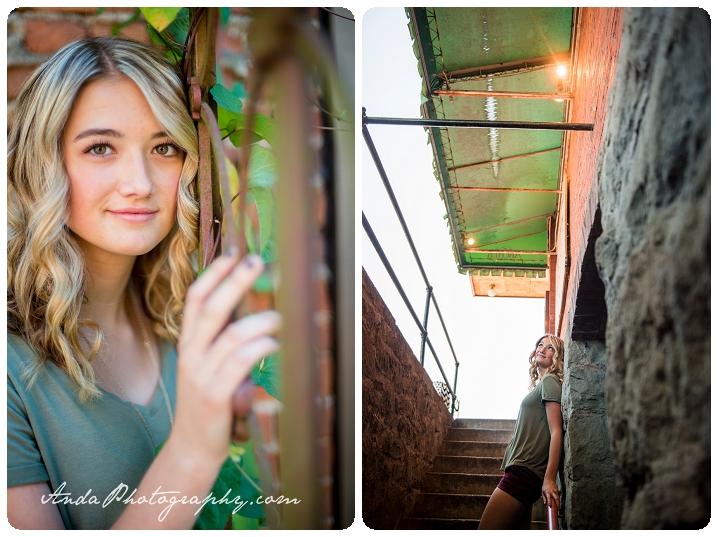 Bellingham Senior Photography Portraits Downtown Fairhaven Photos Brooke_0012