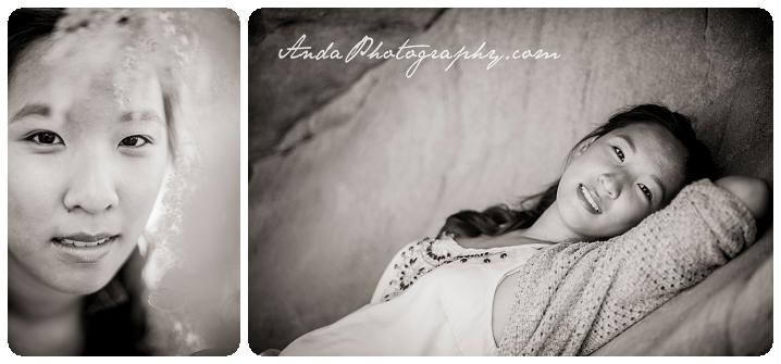 Bellingham Senior Photography Portraits Larrabee State Park Audrey_0002