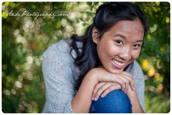 Bellingham Senior Photography Portraits Larrabee State Park Audrey_0004