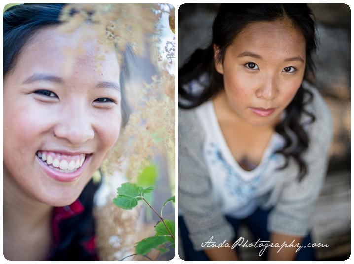 Bellingham Senior Photography Portraits Larrabee State Park Audrey_0009