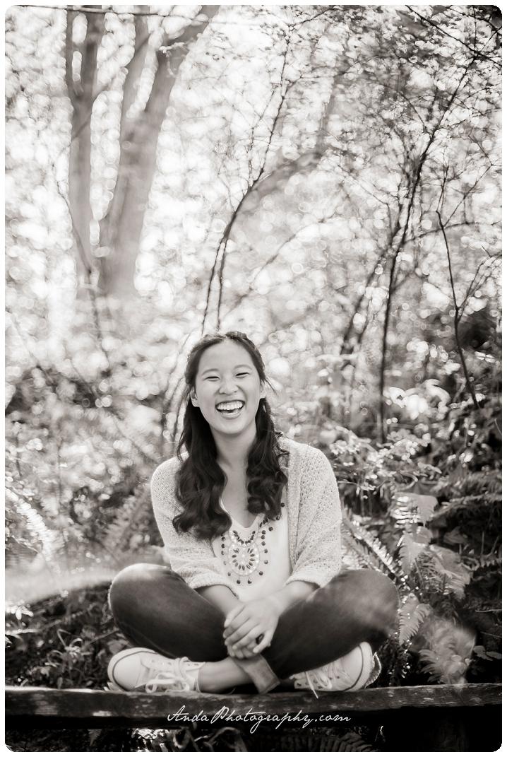 Bellingham Senior Photography Portraits Larrabee State Park Audrey_0010
