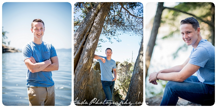 Bellingham Senior Photography Portraits Larrabee State Park photos Logan_0006