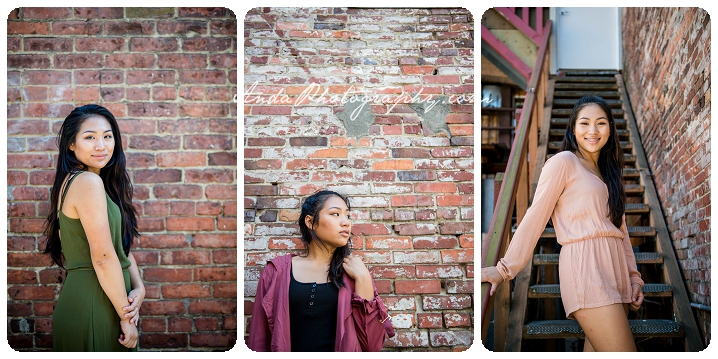 Bellingham Senior Portrait Photography Downtown Urban Chic Senior Photos Mika_0005