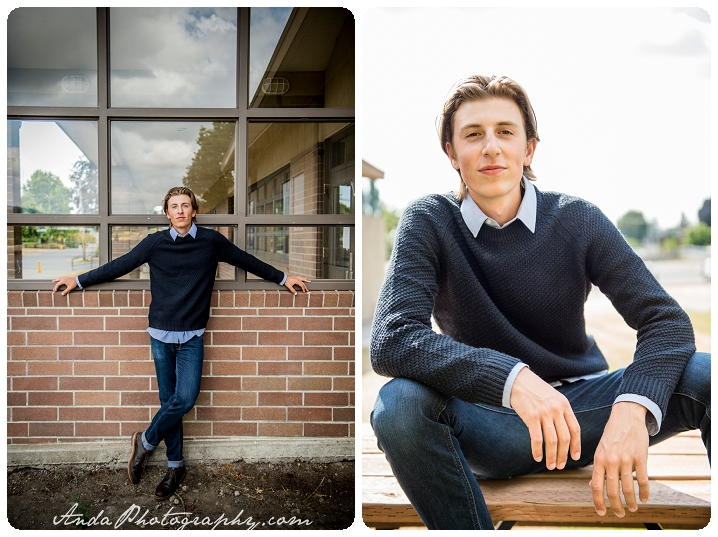 Bellingham Senior Portrait Photography Urban Downtown Guy Senior Photos Ferndale Mason_0014