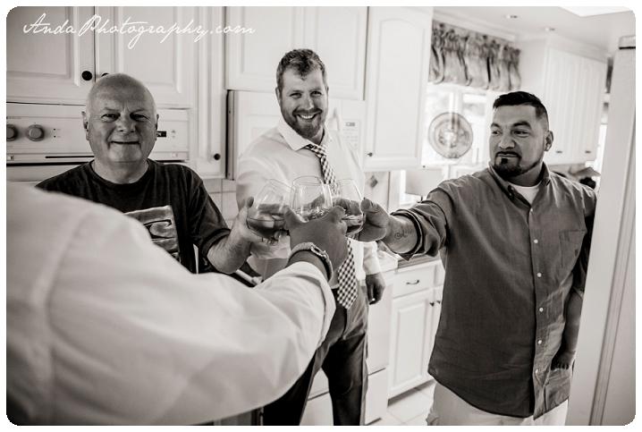 Bellingham Wedding Photography Backyard Wedding Lifestyle Photography Unrein Bison_0013