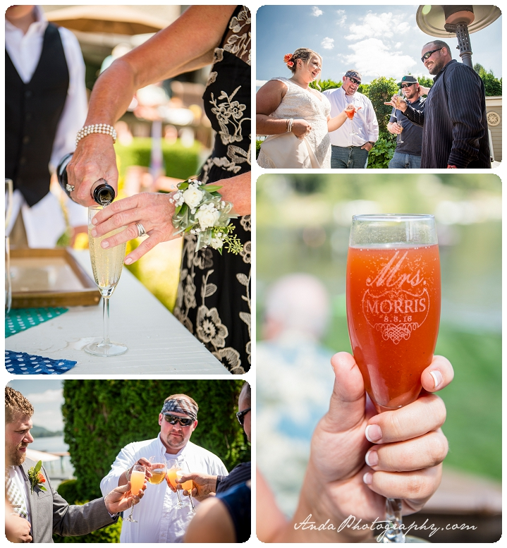 Bellingham Wedding Photography Backyard Wedding Lifestyle Photography Unrein Bison_0026