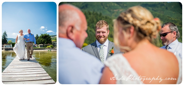Bellingham Wedding Photography Backyard Wedding Lifestyle Photography Unrein Bison_0031