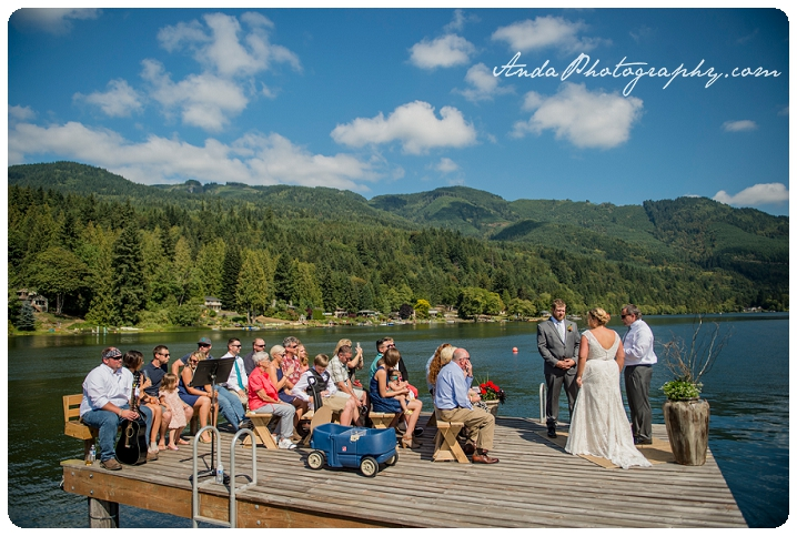 Bellingham Wedding Photography Backyard Wedding Lifestyle Photography Unrein Bison_0035
