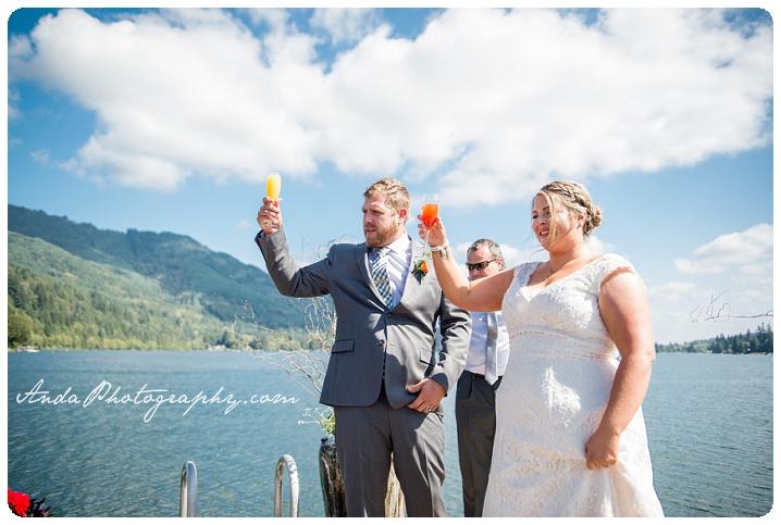 Bellingham Wedding Photography Backyard Wedding Lifestyle Photography Unrein Bison_0044