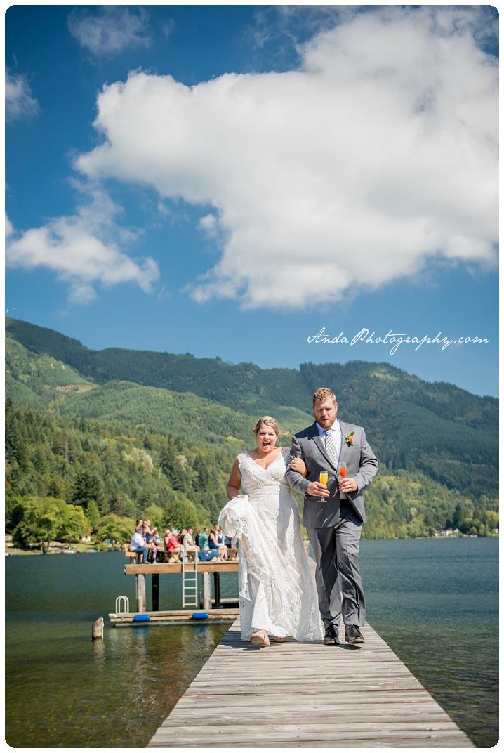 Bellingham Wedding Photography Backyard Wedding Lifestyle Photography Unrein Bison_0045