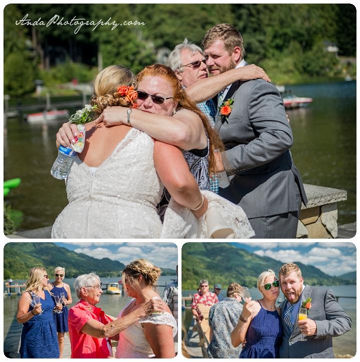 Bellingham Wedding Photography Backyard Wedding Lifestyle Photography Unrein Bison_0046