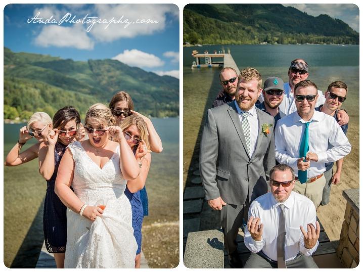 Bellingham Wedding Photography Backyard Wedding Lifestyle Photography Unrein Bison_0047