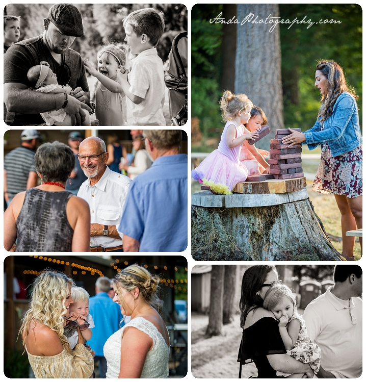 Bellingham Wedding Photography Backyard Wedding Lifestyle Photography Unrein Bison_0066