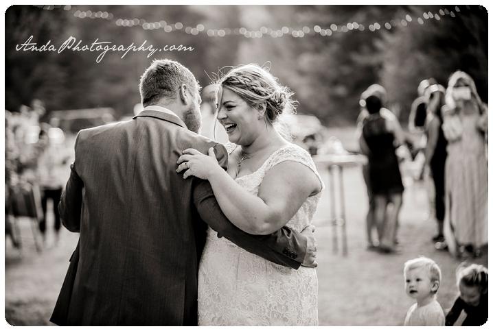 Bellingham Wedding Photography Backyard Wedding Lifestyle Photography Unrein Bison_0083