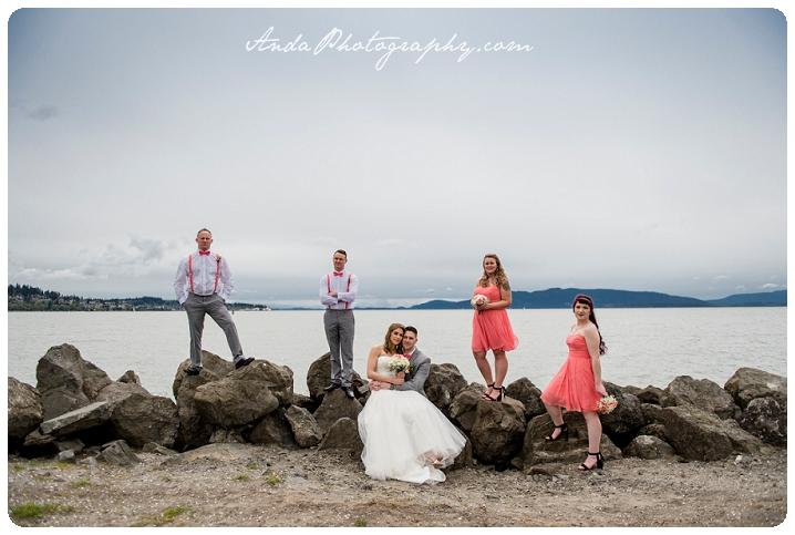 Squalicum Boathouse Zuanich Park Bellingham Wedding Photography Anda Photography Kendra Wade_0011