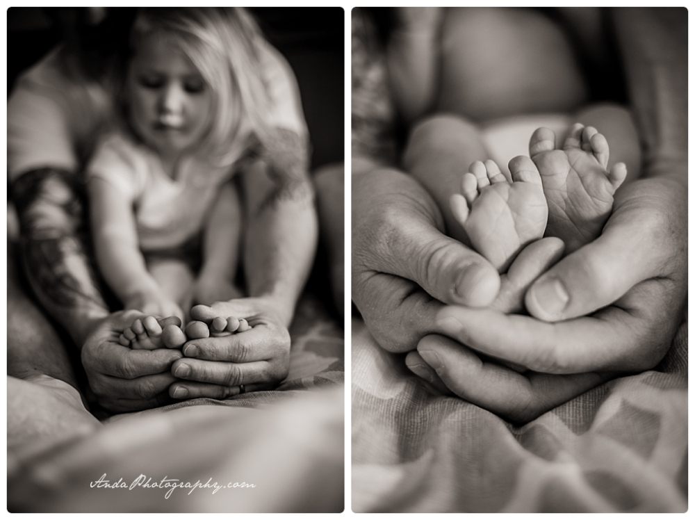 Anda Photography Bellingham lifestyle newborn photographer In home newborn photography_0002