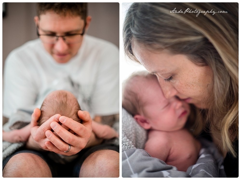 Anda Photography Bellingham lifestyle newborn photographer In home newborn photography_0006