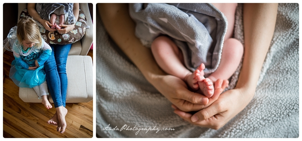 Anda Photography Bellingham lifestyle newborn photographer In home newborn photography_0008