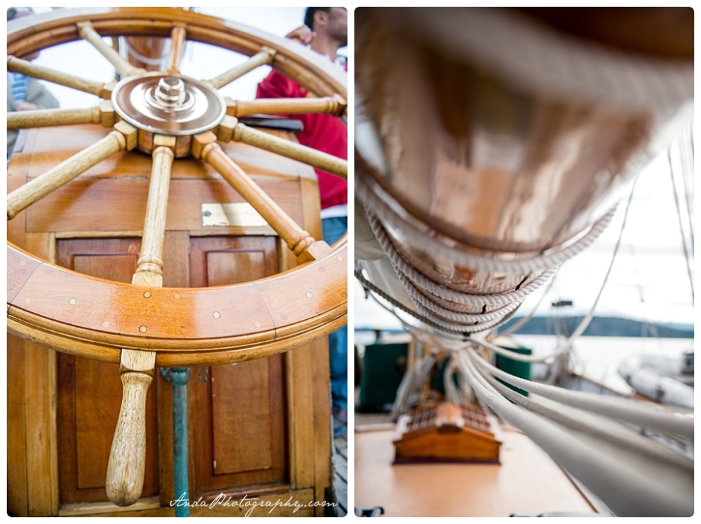 Anda Photography Bellingham wedding photographer seattle wedding photographer Schooner Zodiak Wedding photos_0025