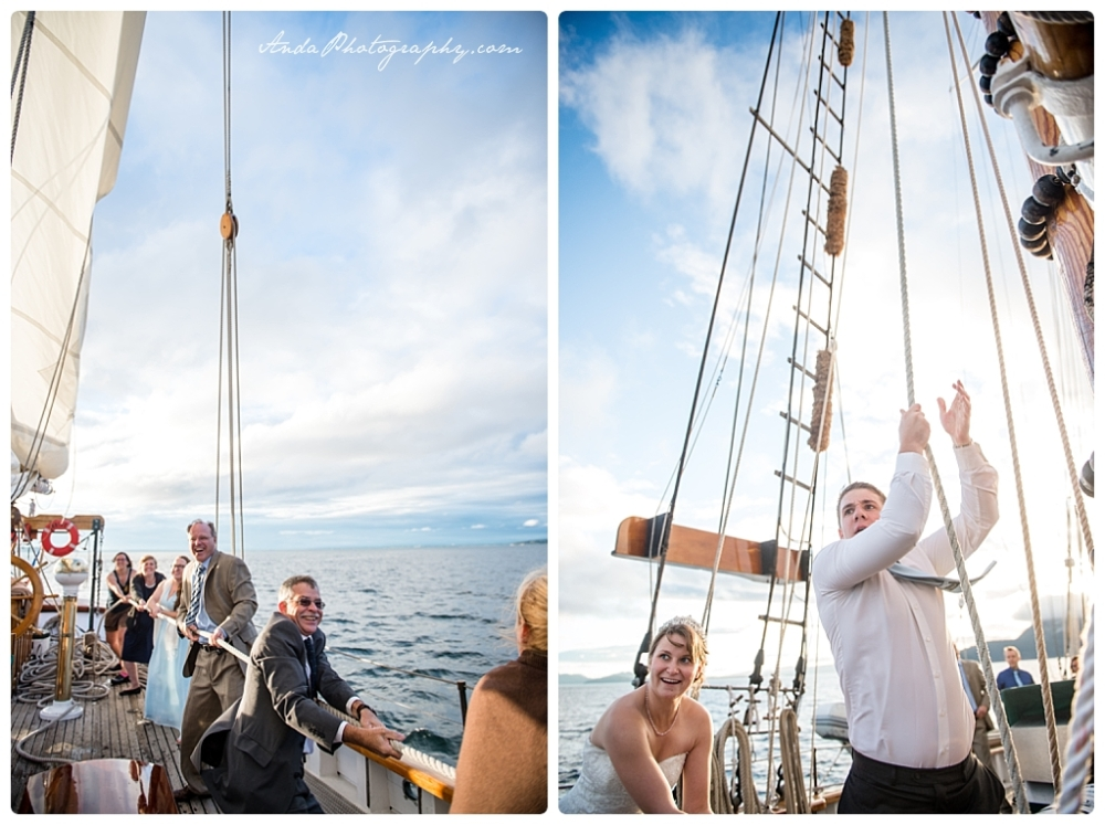 Anda Photography Bellingham wedding photographer seattle wedding photographer Schooner Zodiak Wedding photos_0028