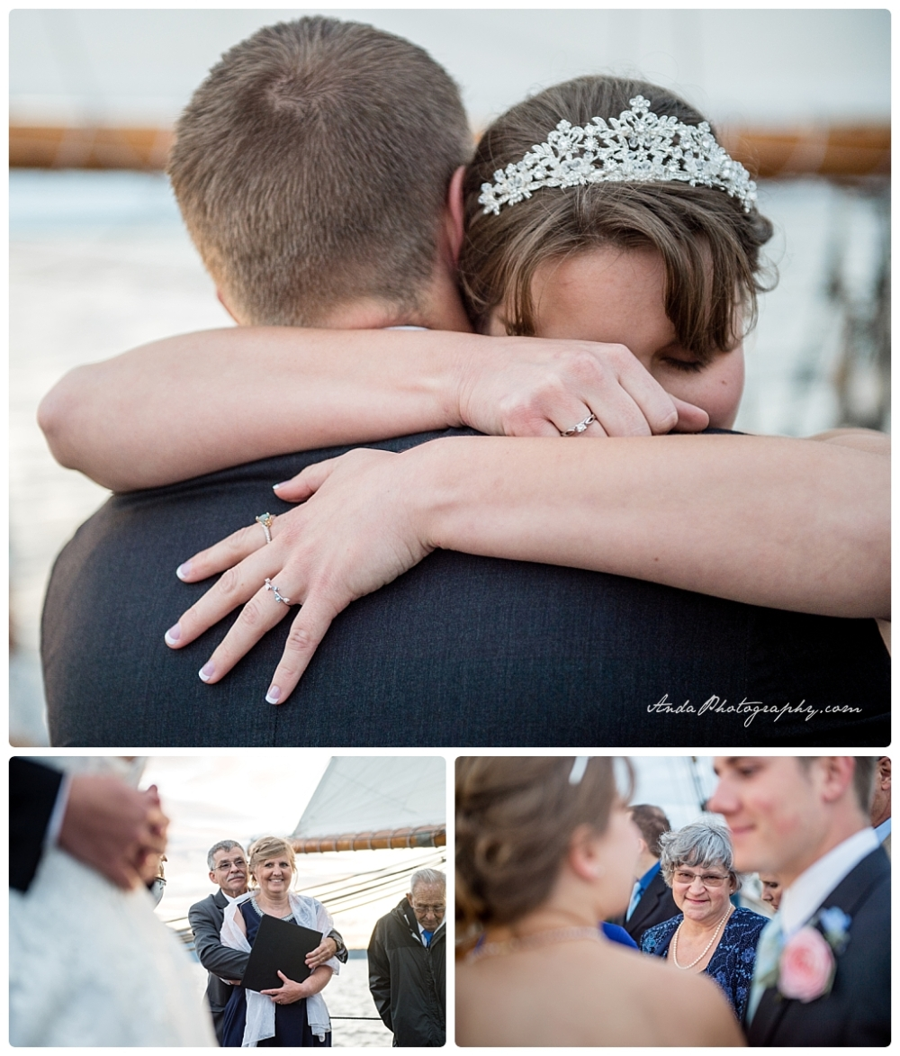 Anda Photography Bellingham wedding photographer seattle wedding photographer Schooner Zodiak Wedding photos_0053