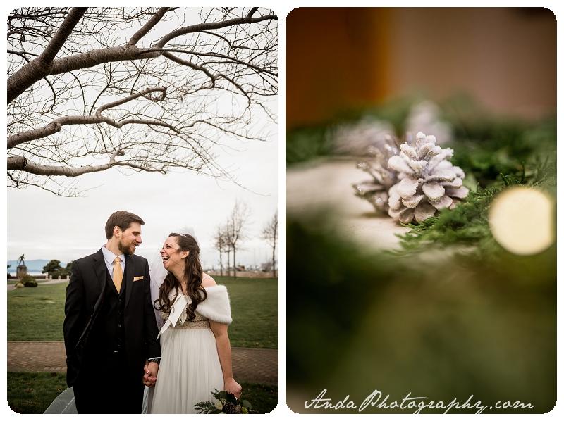 Bellingham Wedding Photographer Seattle wedding photography Squalicum Boathouse wedding Anda Photography_0021