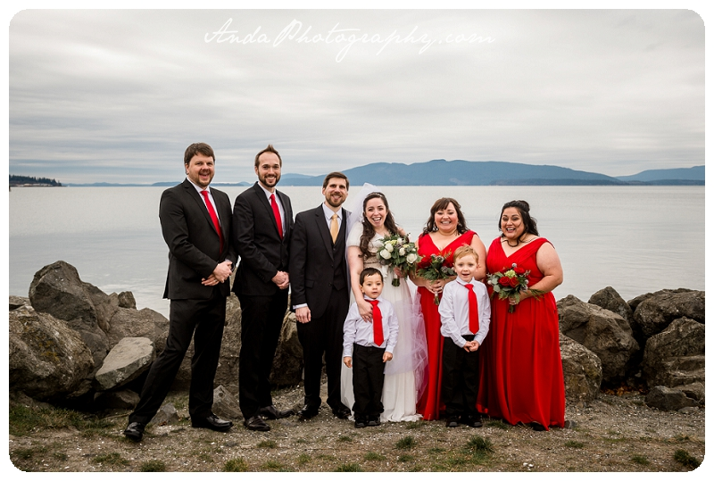 Bellingham Wedding Photographer Seattle wedding photography Squalicum Boathouse wedding Anda Photography_0024