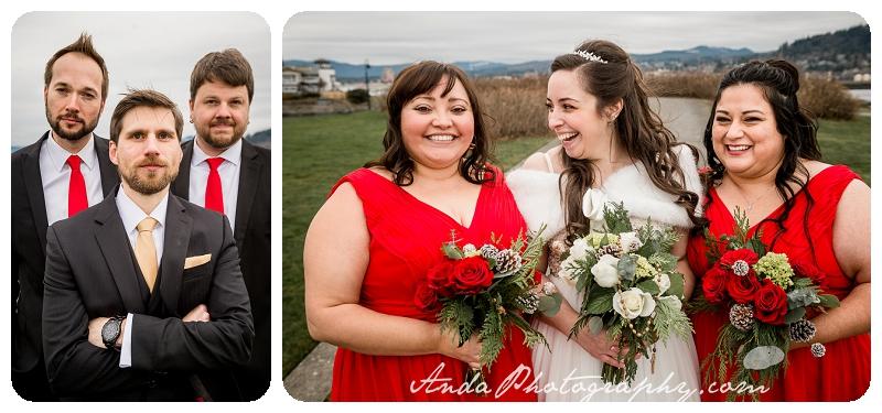 Bellingham Wedding Photographer Seattle wedding photography Squalicum Boathouse wedding Anda Photography_0025