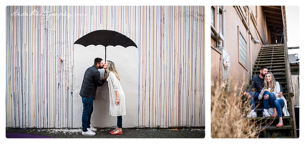 Anda Photography, Bellingham engagement photographer, Bellingham wedding photographer, downtown ferndale engagement photos, urban engagement photos, whatcom county wedding photographer_0002
